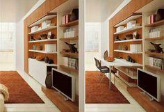 Jak zařídit malometrážní byt - bydleni - Životní Styl