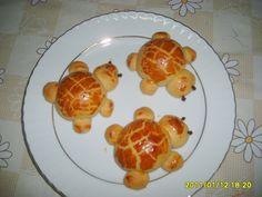 kaplımbağa poğaça - Turkish - Turtle Flaky