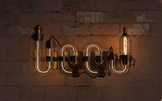 Veej - Vintage Neon on Behance