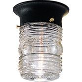 Found it at Wayfair - Incandescent Ceiling Outdoor Lantern