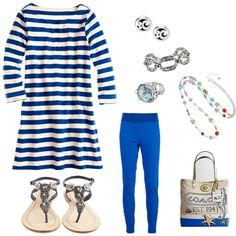 Blue Comfort...., created by staciegh on Polyvore