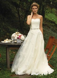 20 BEST COUNTRY CHIC WEDDING DRESSES: RUSTIC & WESTERN WEDDING DRESSES #countrywesternweddings