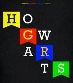 Hufflepuff, Gryffindor, Ravenclaw, Slytherin