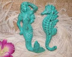 unique and unusual sea life wall hooks - Google Search