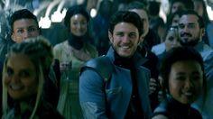 Aaron Jakubenko as Ander Elessedil in The Shannara Chronicles
