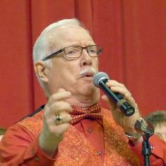 I'm a member of Houston Choral Showcase, a show choir that performs in many venues around Houston, Texas.  We sing, entertain and do choreography and I would not perform without my Ear Gear protection.  This is a terrific product and lives up to it's promise to protect my hearing aids. I sweat profusely and Ear Gear is miraculous in protecting my hearing aids.