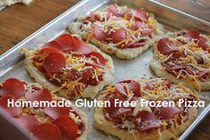Gluten Free Frozen Pizza {Quick and Easy Gluten Free Dinner Idea} - Lynn's Kitchen Adventures