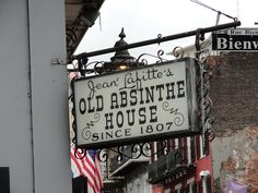 My all time favorite bar. This is one of the oldest bars in the United States. Napoleon even would stop here on his travels.