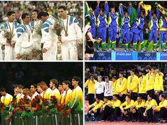 Blog Esportivo do Suíço:  Brasil é o único país que participou de todos os torneios olímpicos de vôlei