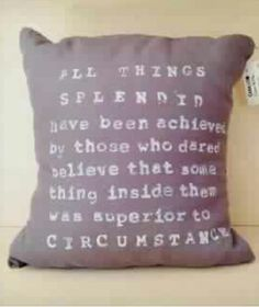Beautiful qoute repinned from a site that does hand made crafts.