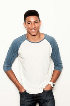 Keiynan Lonsdale // They finally cast Uriah! He actually looks a lot like what I pictured Uriah looking like so I'm totally fine with this. Lol