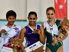 DEEPA KARMAKAR OF INDIA WON GOLD IN VAULT TURKEY 2018S