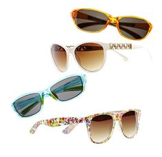 Our favorite sunnies for summer