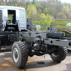 ALU-STAR Expeditions- und Fernreisemobile - Fahrgestellumbau
