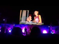 2013 Park Shin Hye Asia Tour, Kiss of Angel in Thailand [FANCAM] Video M...