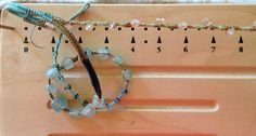 Knotty Do it All board is how I make my macrame wrap bracelets.
