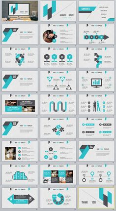 TEMPLATES Video: Features: 27+ Business Report PowerPoint TEMPLATES. Easy and fully editable in powerpoint (shape color, size, position, etc). Easy customizable contents. ----------------------------------------------------------------------------------------------- Presentation Slides Design, Business Presentation Templates, Corporate Presentation, Presentation Layout, Business Plan Template, Slide Design, Infographic Powerpoint, Powerpoint Charts, Powerpoint Presentations