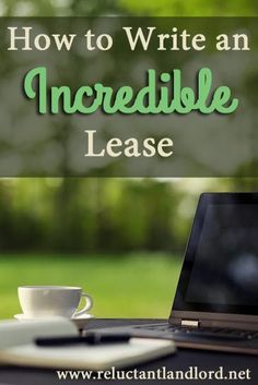 Find out how to write an incredible lease and which addendums I use for my own rental properties. You don't want to leave anything important out!