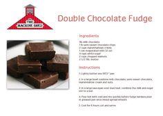 Chocolate Fudge - Machine Shed www.machineshed.com