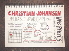 Web Rebels 2015 // Christian Johansen