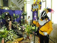 La Guardia del Centurión en Tehuantepec.