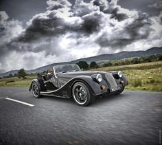 2012 Plus 8 Morgan... Dream car