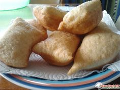 Floaters (Maori fry bread)