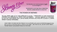 """Most people don't even know about the power of digestive enzymes! Check it out and you will understand why skinny fiber is NOT a """"diet pill"""" and is safe for EVERYONE. Many of you have been asking about Skinny Fiber and what it is. Here is a great explanation!! 100% all natural, plant based and stimulant free! The """"Good for your body"""" weight loss supplement. You will love Skinny Fiber -you can order here! www.getmeslim90.com Or...Try our NEW ENHANCED FORMULA www.getmeslim90.trysbmax.com.. ()"""
