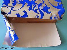 Miss Emma Lys: DIY range-documents Range Document, Paper Storage, Deco, Home, Ideas, Organizers, Cartonnage Tutorials, Handicraft, Desk