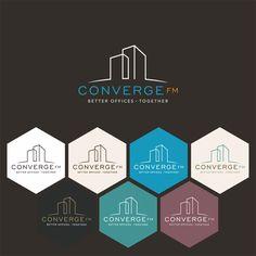 ConvergeFM needs a timeless yet stylish logo by Pramardika