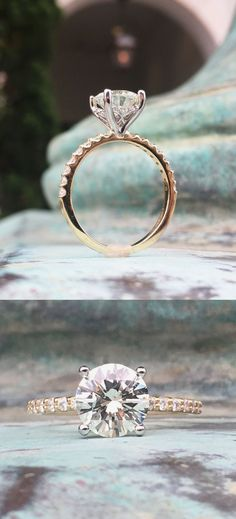 Engagement Rings Future Brides Will Want To Add To Her Pinterest