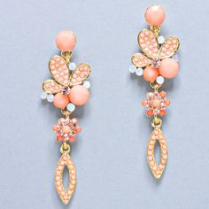 perfect for spring earrings