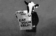 Street-Art, vérités dérangeantes