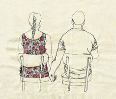 Looks like my mom and dad. couple by Sarah Walton, via Flickr