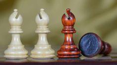 Wooden Weighted Staunton Chess Set Bud Rose Wood & Box Wood. http://www.chessbazaar.com/chess-pieces/economy-chess-pieces/wooden-weighted-staunton-chess-set-bud-rose-wood-box-wood.html