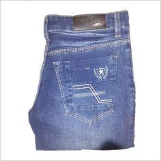 Sleb Satin Jeans