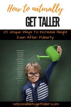 How to get taller, How to get taller fast, How to grow tall, How to be taller, How to get taller faster, How to grow taller fast