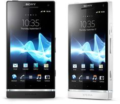 Sony Xperia S  First Sony Smartphone (without Ericsson)
