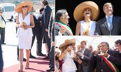 The Dutch royals' four day state visit to Italy is all about strengthening ties between the two countries, but photos suggest Queen Maxima is finding what's effectively a work trip highly enjoyable.