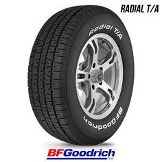 BFGoodrich Radial T/A 205/70R14 93S RWL 205 70 14 2057014