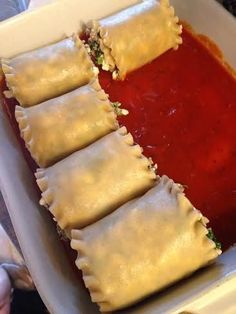 Get Fit With Court: 21 Day Fix Lasagna Roll Ups