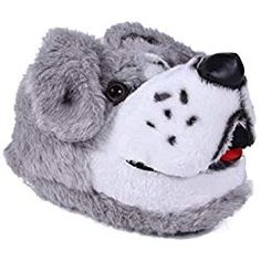 a98e4ba9da3f 30 delightful Children s Slippers For Dog Lovers images