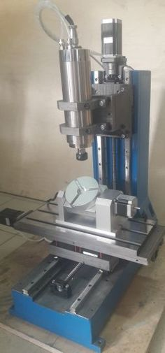 5-ти осевой гравировально-фрезерный станок CNC-2030AL5SVP