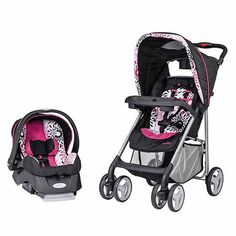 Free Shipping. Buy Graco Modes Click Connect Travel System, Car Seat