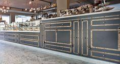Officine Arredamento Bar su misura – p+A design Bar Counter, Buffet, Shop, Design, Home Decor, Homemade Home Decor, Bar Stand, Interior Design