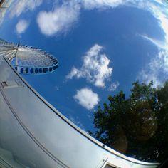 La grande roue de la Foire du Midi à #Bruxelles