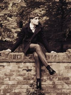 Early 1900s attractive if somewhat effete young man