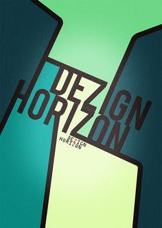 Design Horizon - Typography Design