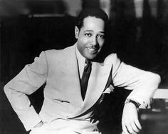 Duke Ellington, jazz pianist, composer & legend