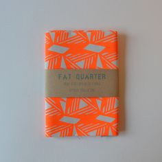 Screen Printed Fat Quarter £12.00